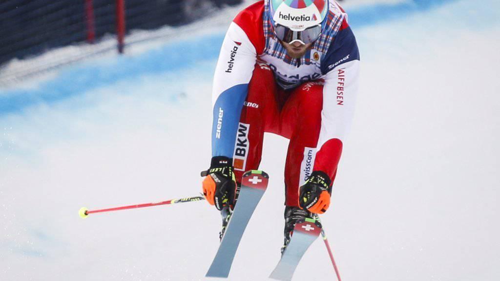 Alex Fiva triumphiert beim Weltcup in Idre