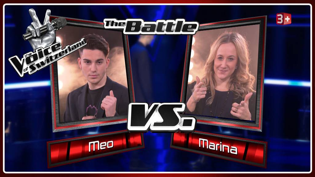 Staffel 1 - Folge 10 | Battle Meo vs Marina