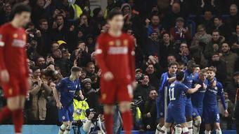 Der FC Liverpool musste sich erneut geschlagen geben