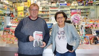 Nach langer Suche hat Lydia Bieri in Daniel Jola einen neuen Kiosk-Besitzer gefunden.