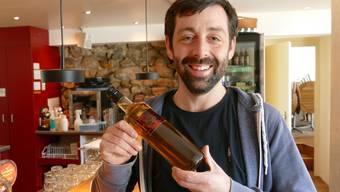Börner-Schnaps von der «Barock Café&Bar»