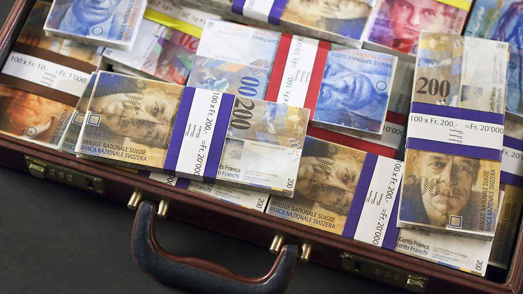 Die Bundesanwaltschaft ermittelt wegen Geldwäscherei und weiteren Delikten zulasten des angolanischen Staatsfonds und der dortigen Nationalbank. (Symbolbild)
