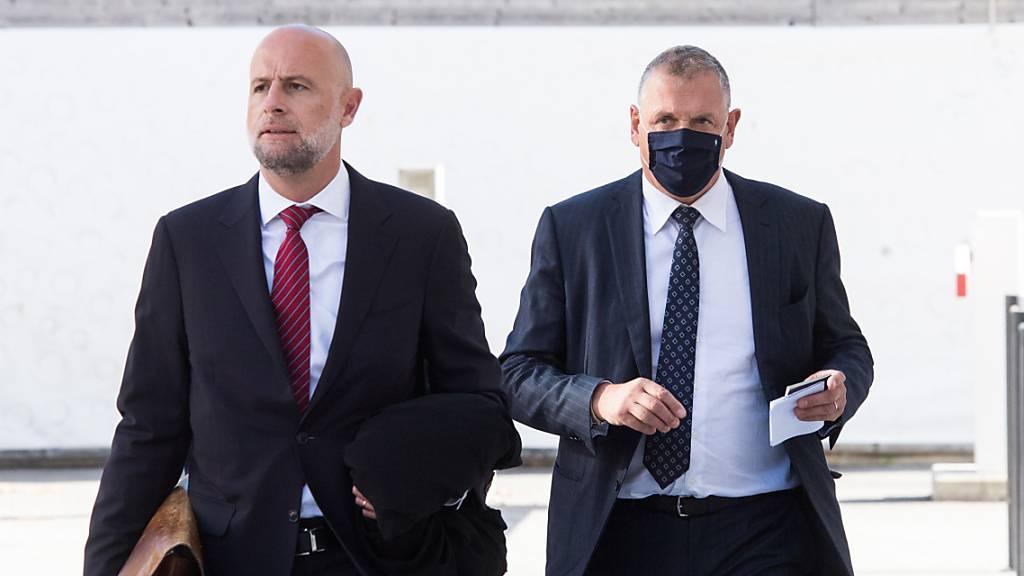 Valcke im Fifa-Prozess verurteilt – PSG-Präsident freigesprochen
