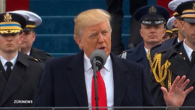 Wuchtig-patriotische Ouvertüre für die Ära Trump
