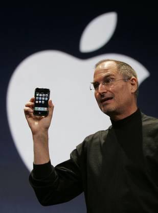 Steve Jobs war das grosse Vorbild von Elizabeth Holmes.