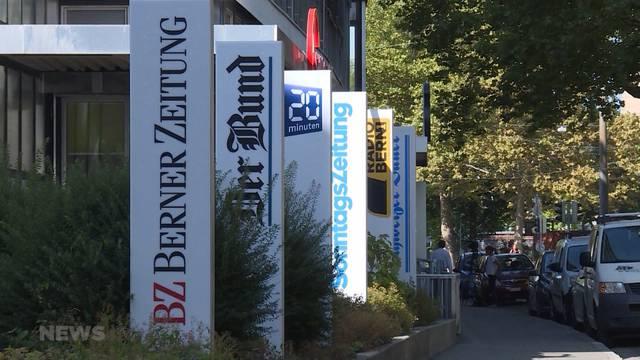 Indirekte Unterstützung für Tamedia in Bern?
