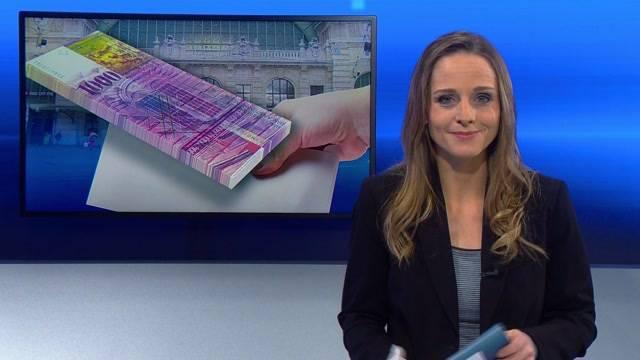 Unglaublicher Fund von 50`000 Franken