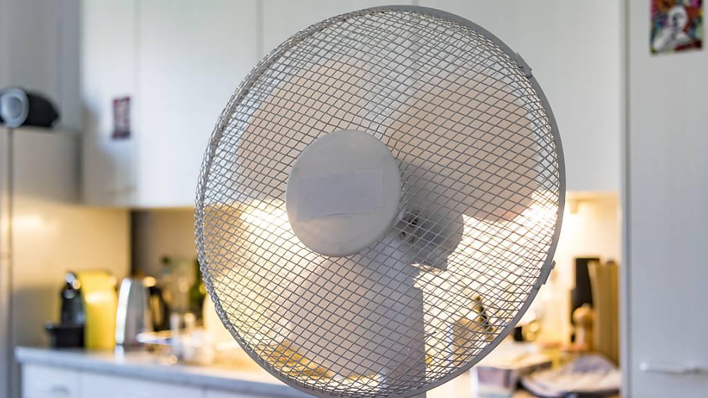 Klimageräte finden im Hitzesommer reissenden Absatz