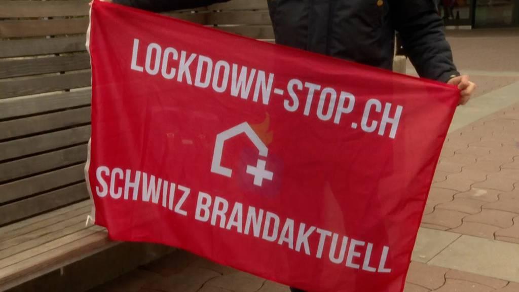 Petition «Stoppt den Lockdown» fordert das Ende der Corona-Massnahmen