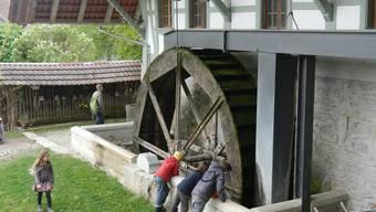 Mühlentag in Oberwil und Büren