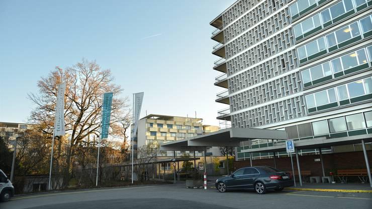 Das Areal des Felix Platter Spitals wird dereinst im Baurecht abgegeben – ganz nach dem Wunsch der Initianten.