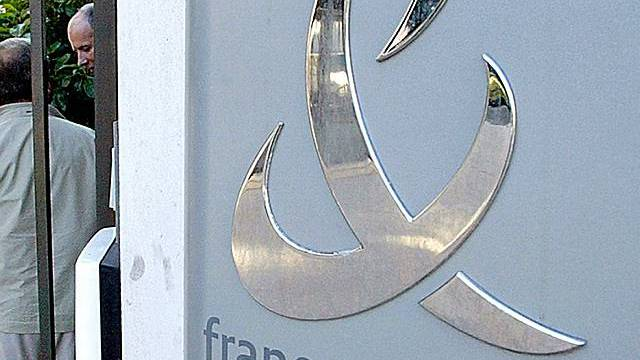 Logo von France Télécom (Archiv)