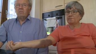 Die Opfer des Oldtimer-Unfalls in Mühlau: Kein Groll trotz gebrochener Rippe