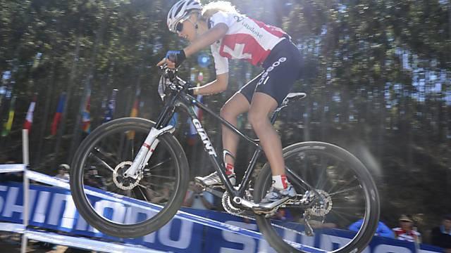 Podestplatz im Eliminator-Rennen für die Schweizerin Jolanda Neff
