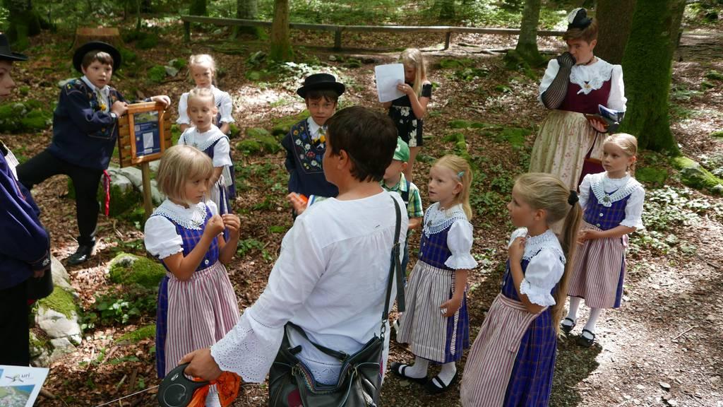 Kinderrätselweg «Gwundernase» Seelisberg