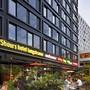 Das 25 Hours Hotel an der Zürcher Langstrasse.