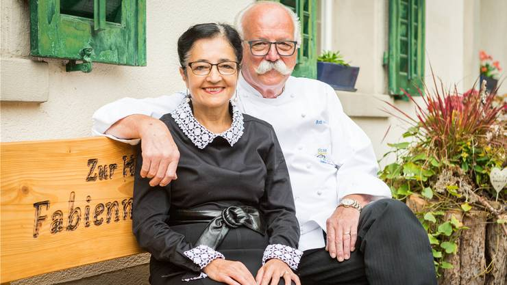 Sie kam, um zu arbeiten. Und blieb. Rita und Dieter Roth sind seit vier Jahrzehnten für ihre Gäste da.