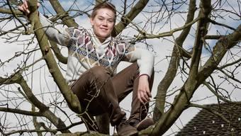 Jonas Scherrer hat klare Vorstellungen von seiner Zukunft: Er will Bauer werden.
