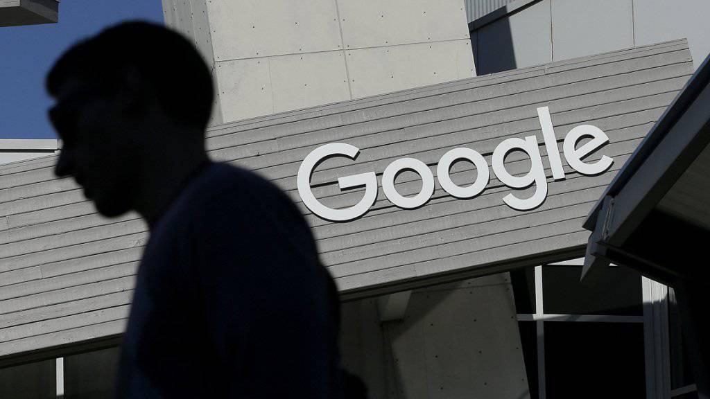 Google entliess die vergangenen zwei Jahre 48 Mitarbeiter wegen sexueller Belästigung.