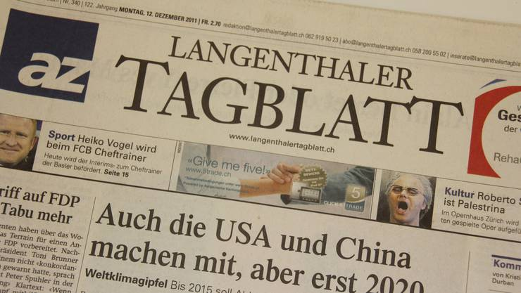 Langenthaler Tagblatt