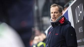 Antti Törmänen befindet sich in häuslicher Quarantäne