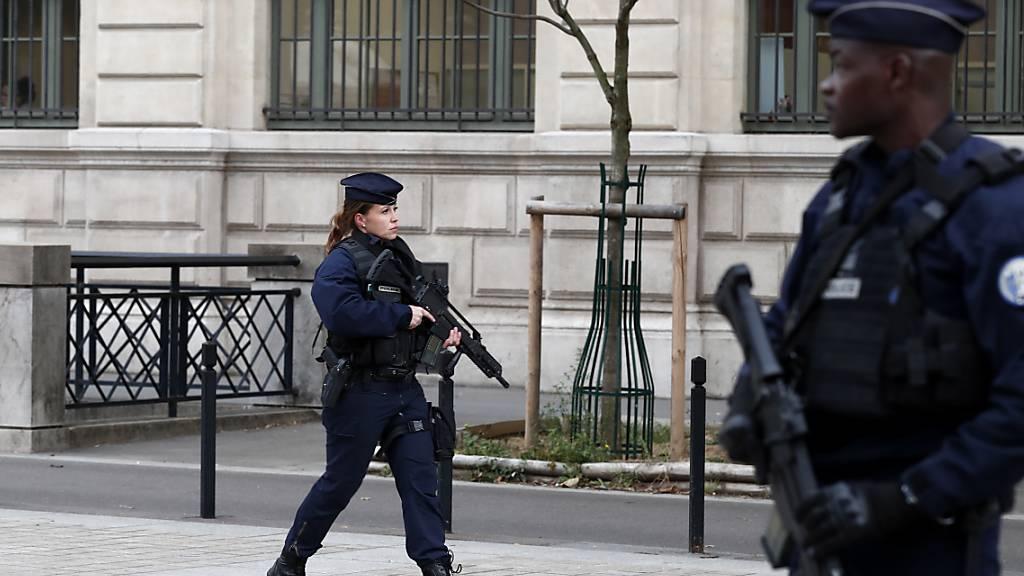 Anti-Terror-Staatsanwalt ermittelt zu Messerangriff