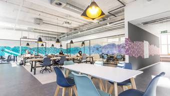 Co-Working Spaces in Baden