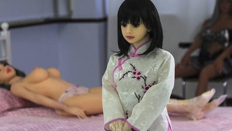 Sexroboter kosten den Kunden je nach Ausstattung bis zu 3000 Dollar. (Symbolbild)