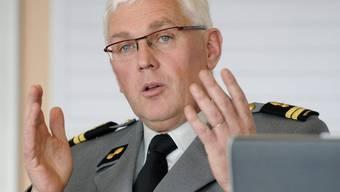Der Freiburger Polizeikommandant Pierre Schuwey (Archiv)