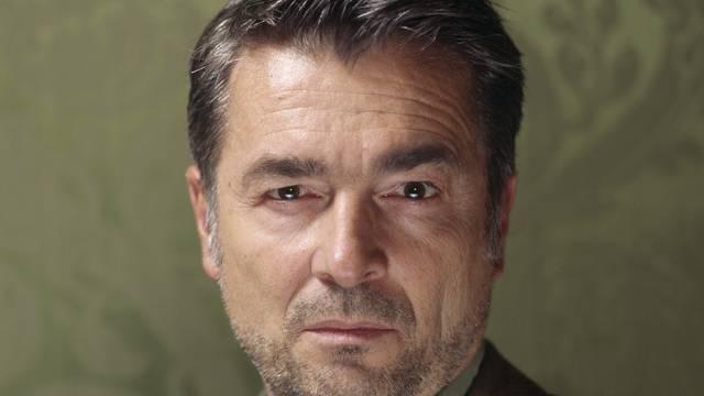 Schauspieler Stefan Gubser (Archiv)