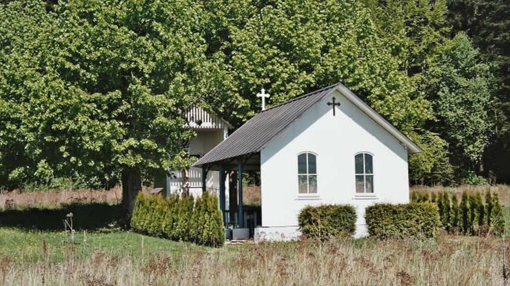 Die Martinskapelle auf dem Buschberg in Wittnau ist einer der mystischen Orte im Fricktal.