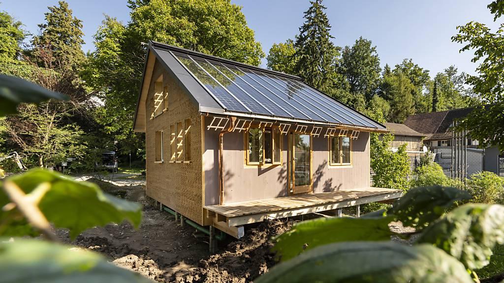Nach Kreislauf-Prinzip gebautes Wohnhaus in Feldbach eröffnet