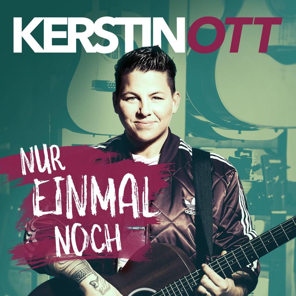 Die neue Single von Kerstin Ott - Nur einmal noch