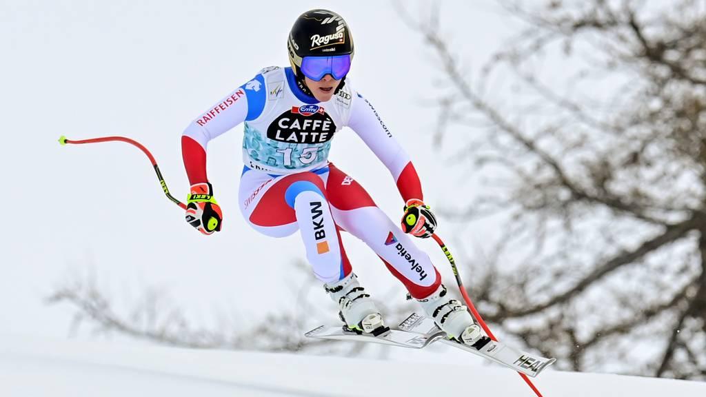Gut-Behrami wird Zweite hinter Goggia – vier Schweizerinnen in Top Ten