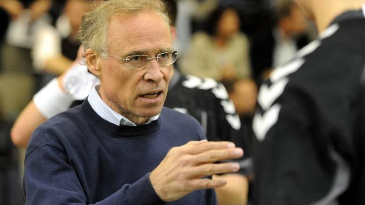 RTV-Trainer Arno Ehret äussert sich gewohnt pragmatisch. awa/archiv