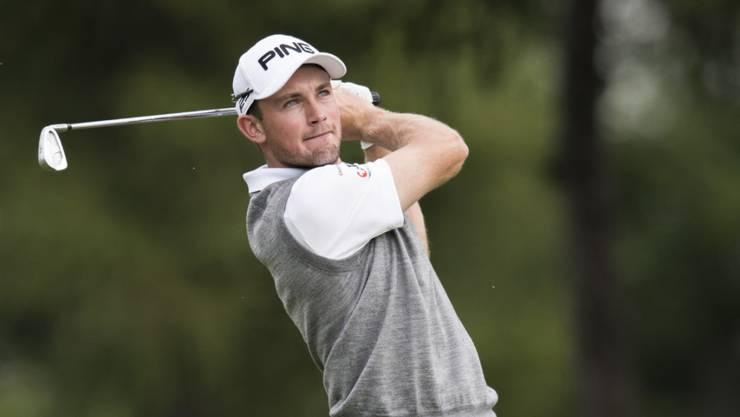 Joel Girrbach ist eine Schweizer Golfhoffnung