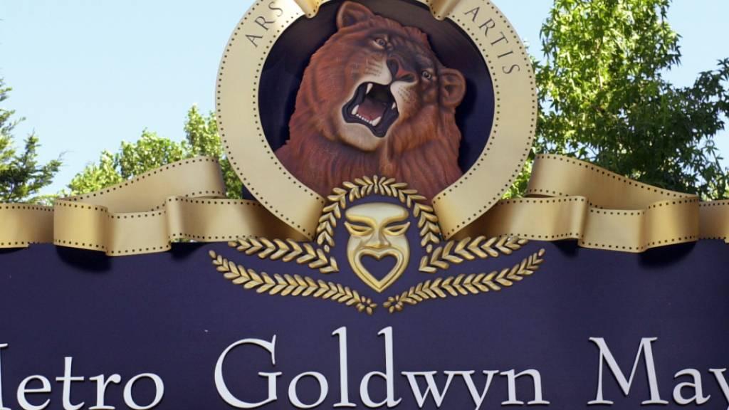 Der Onlinehändler Amazon hat für über 8 Milliarden US-Dollar die Filmstudios von MGM mit dem charakteristischen brüllenden Löwen im Logo gekrallt. (Symbolbild)