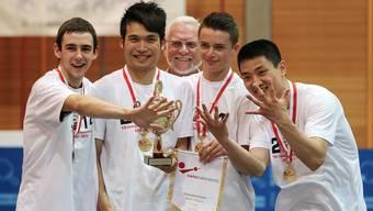 Rio-Star Muttenz feiert 10. Meistertitel