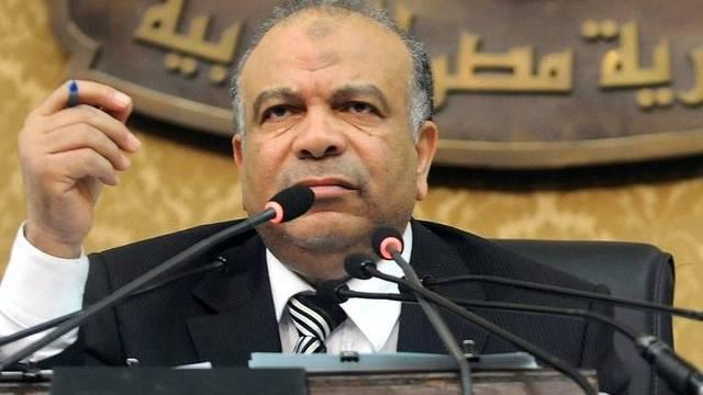 Vorsitzender der ägyptischen Muslimbrüder: Saad al-Katatni (Archiv)