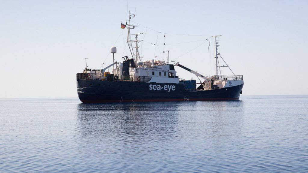 Rettungsschiff nimmt Kurs auf Italien