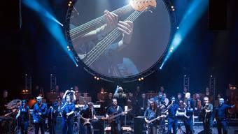 The Wall Live Orchestra gilt als beste Pink Floyd Tribute Band.