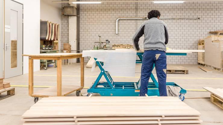 Die Integration von Flüchtlingen in den Arbeitsmarkt wird mit der Neuregelung erleichtert.