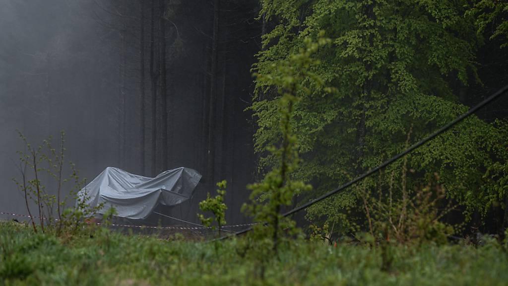 Seilbahnunglück in Italien: Festgenommene wieder auf freiem Fuss