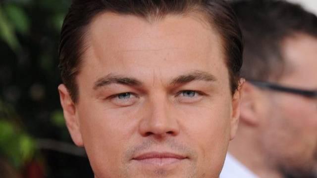 Leonardo DiCaprio nimmt sich eine Auszeit zur Erholung und für Wohltätigkeit (Archiv)