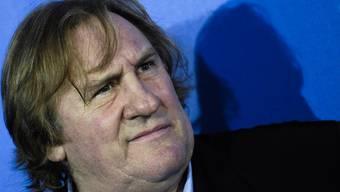 """Die Franzosen verspotten Depardieu bereits als """"Depardjew"""" (Archiv)"""