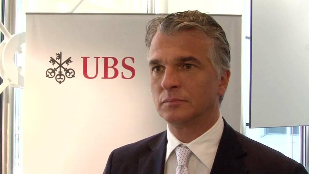 UBS-Chef Ermotti sagt, wieso die Bank Gewinn macht