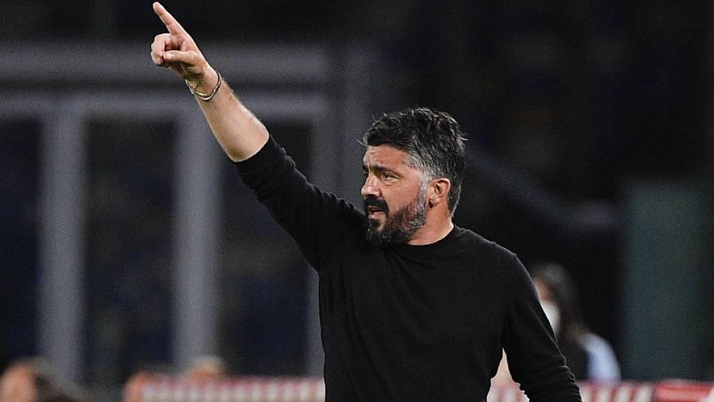 Gennaro Gattuso verlässt Napoli