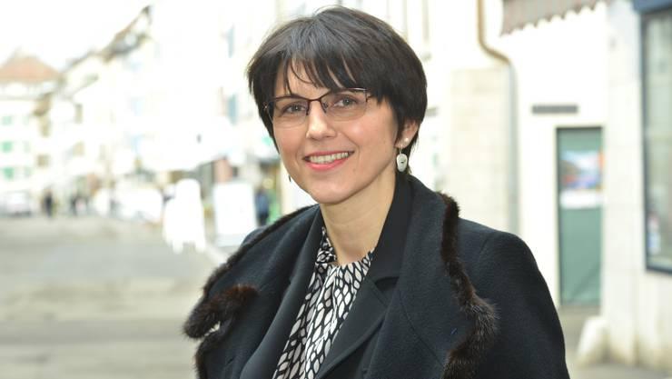 Die Muttenzerin Sabine Eglin wird nun als neue Spitex-Präsidentin öfters in Liestal anzutreffen sein.