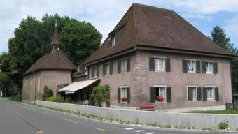 Das ehemalige Altersheim Kloos steht seit Januar 2016 leer. Archiv