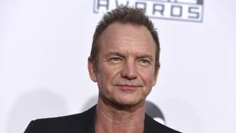 Macht sich grosse Sorgen um die Umwelt: der britische Musiker und Aktivist Sting.